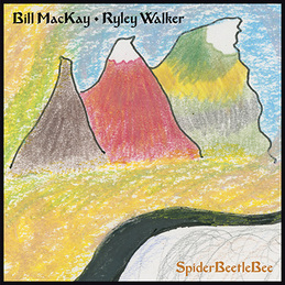 SpiderBeetleBee Bill Mackay & Ryley Walker